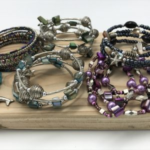 Handmade Fairtrade Bead Bracelets
