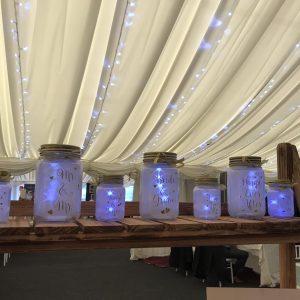 LED Jars