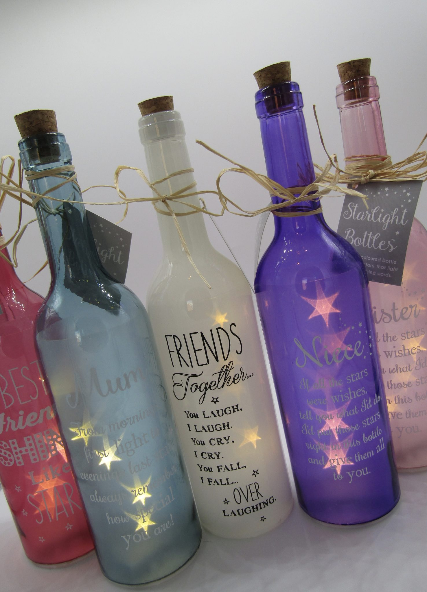 New Starlight Bottle Collection now available