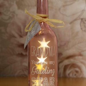 Grandma Sentiment Starlight Bottle