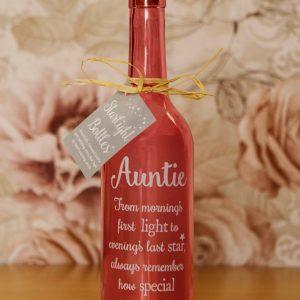 Auntie Sentiment Starlight Bottle