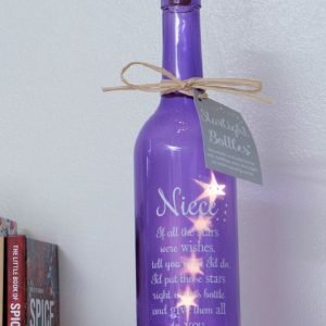 Niece Sentiment Starlight Bottle