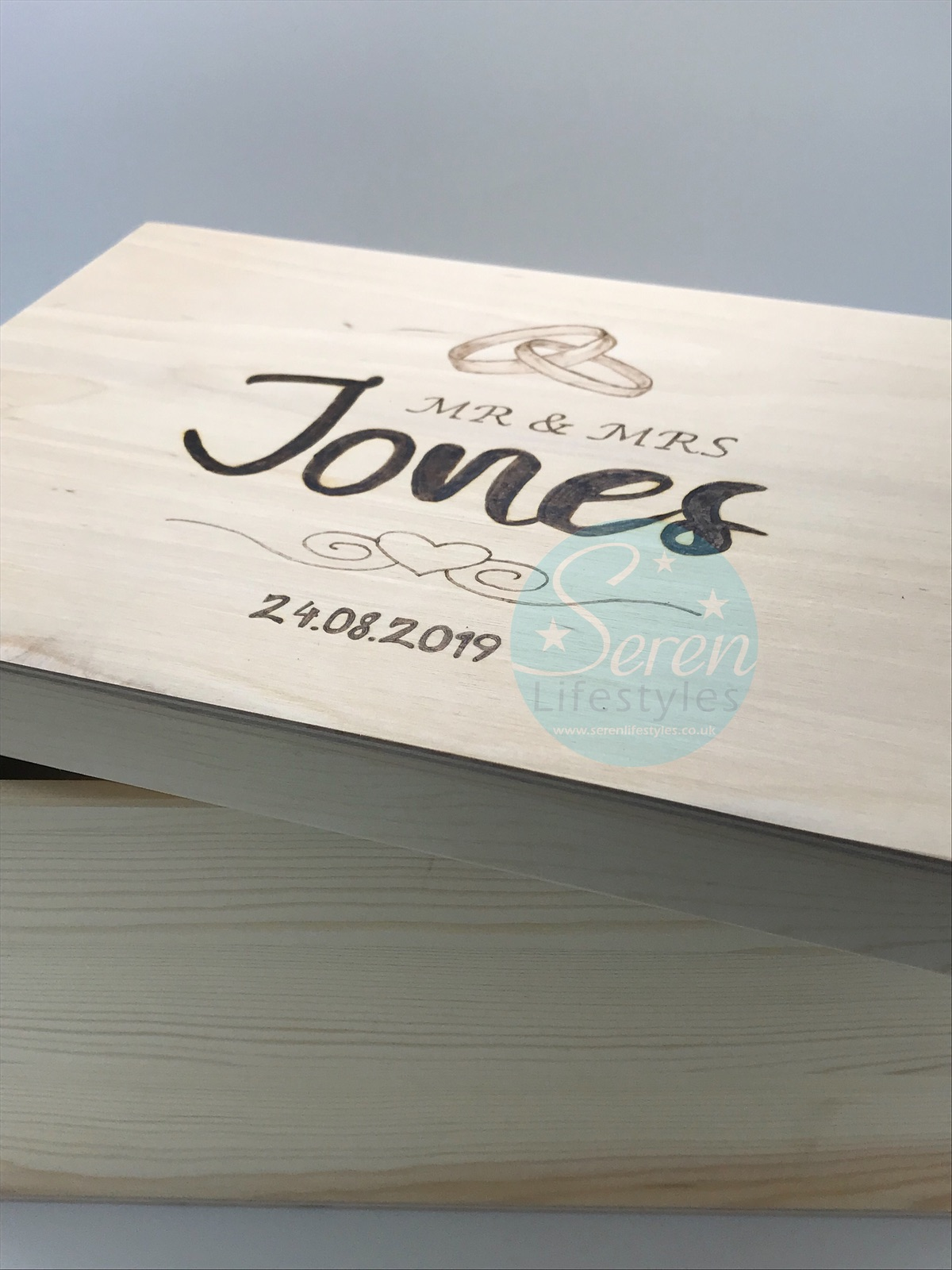 Memory Boxes for all Occasions!