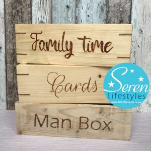 Handmade Reclaimed Wooden Boxes