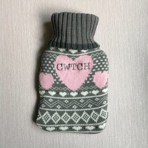 Cwtch Hot Water Bottle