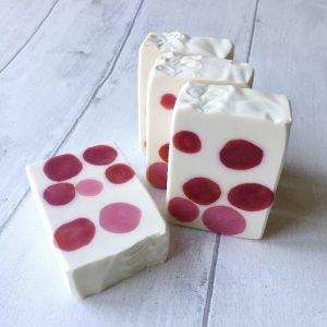 Dotty Pom Artisan Soap
