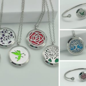 Essential Oil Jewellery