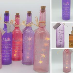 Sentiment Starlight Bottles
