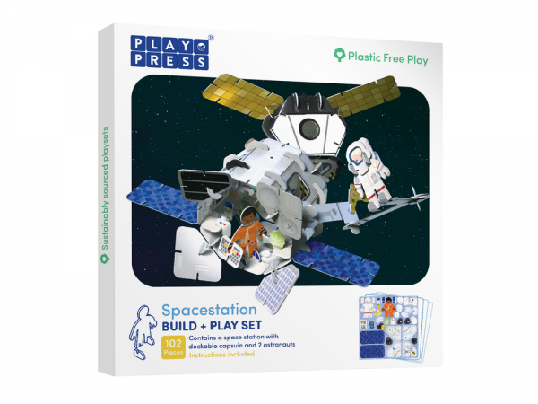 Space Station Eco Playset