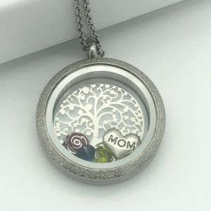 Mom Family Memory Locket