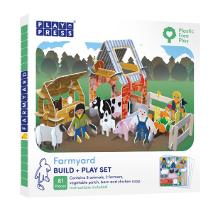 Farmyard Eco Play Set