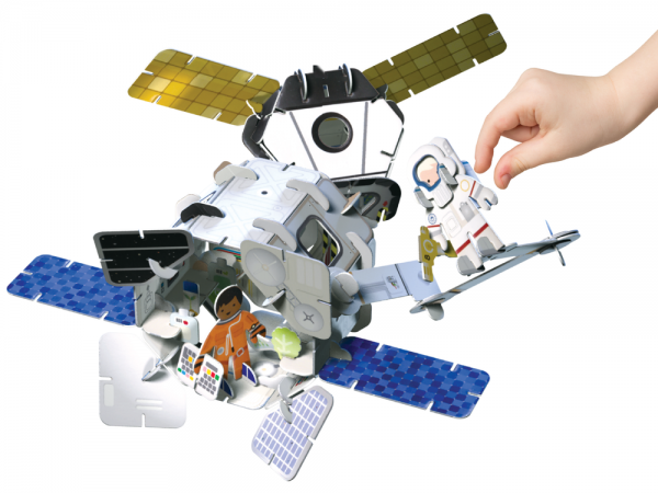 Space Station Eco Playset 2