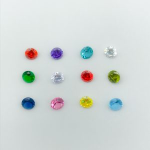 Birthstone Colour Charms